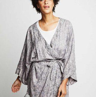 LELITHA ROBE - GIRLFRIEND CUT Robes $ 79.00