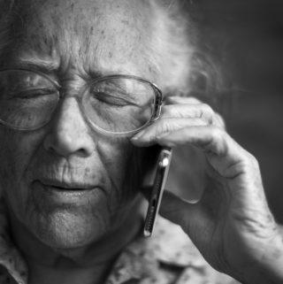 Lifeline Phones: Elderly Peace of Mind