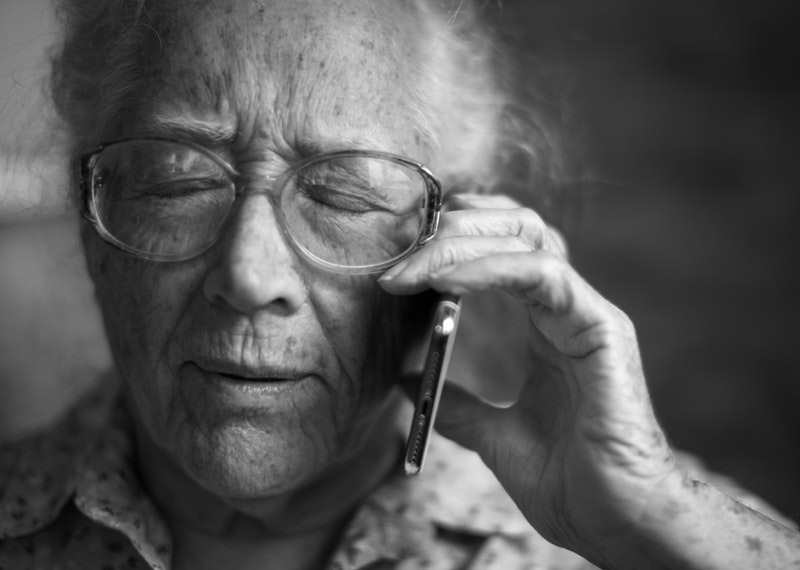 Lifeline Phones: Elderly Peace of Mind