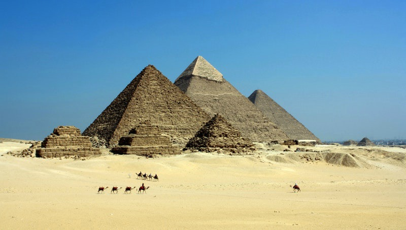 Pyramids and The Nile Why You Should Take a Trip To See Them