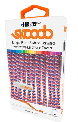Skooob - FOR TANGLE FREE EARPHONES