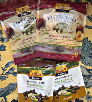 Tasty Pistachio Gifts and Stocking Stuffers from Setton Farms 1