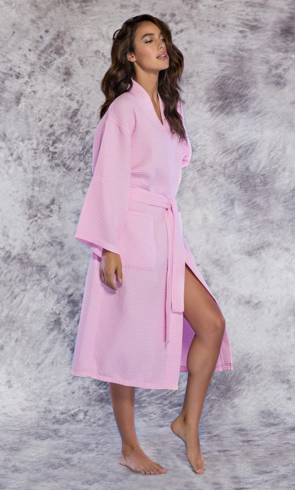 Pink Robe- Holiday Gift Guide