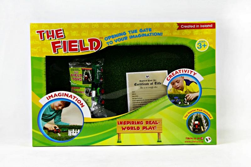 Welcome The Kids To A Field Full Of Creative Play