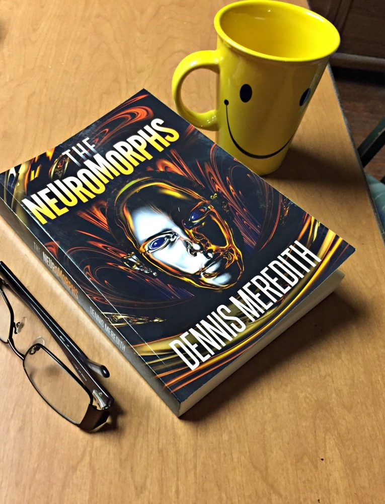The Neuromorphs Is A Crazy Book About Robots And I Loved It