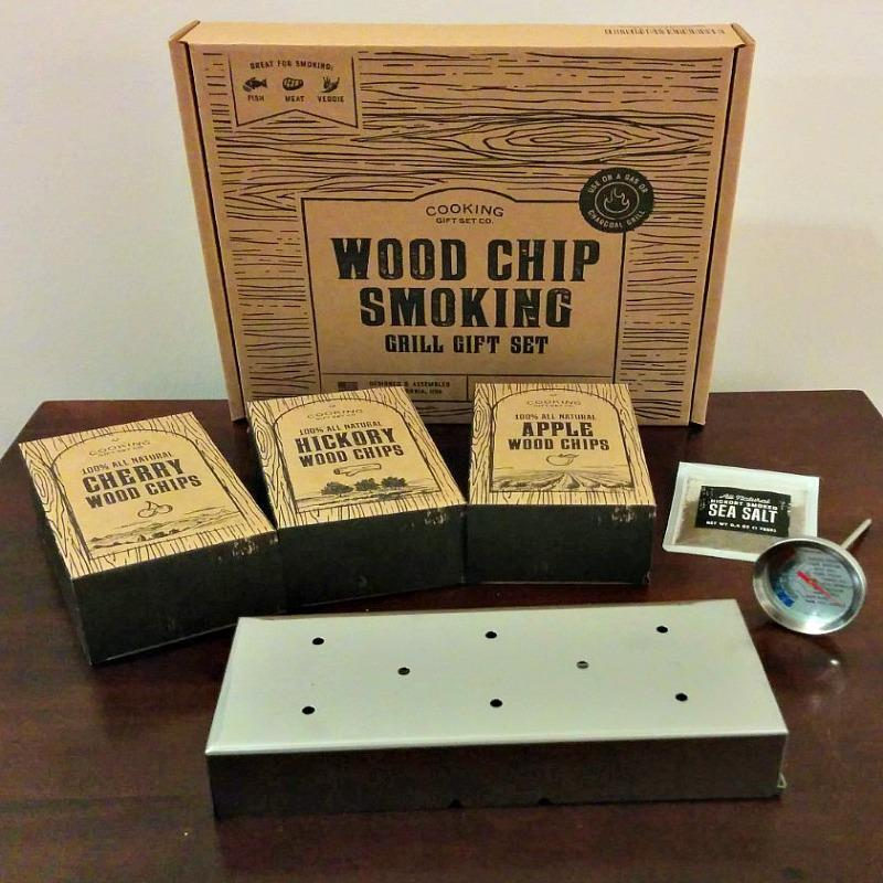 Whatu0027s Included In The Gift Set? & Creating Delicious Smoked Food Is Easy With The Wood Chip Smoking ...