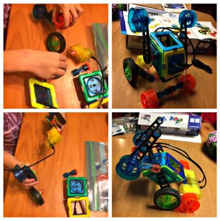 Help Kids With STEM Learning By Building A GeoSmart Flip Bot
