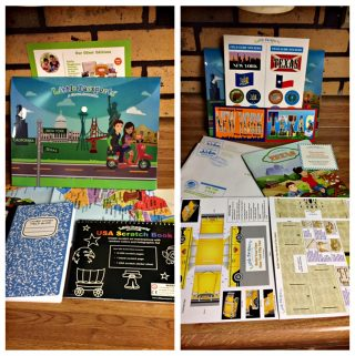 Little Passports – A Subscription Box With Lots Of Activities