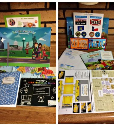 Little Passports - A Subscription Box With Lots Of Activities