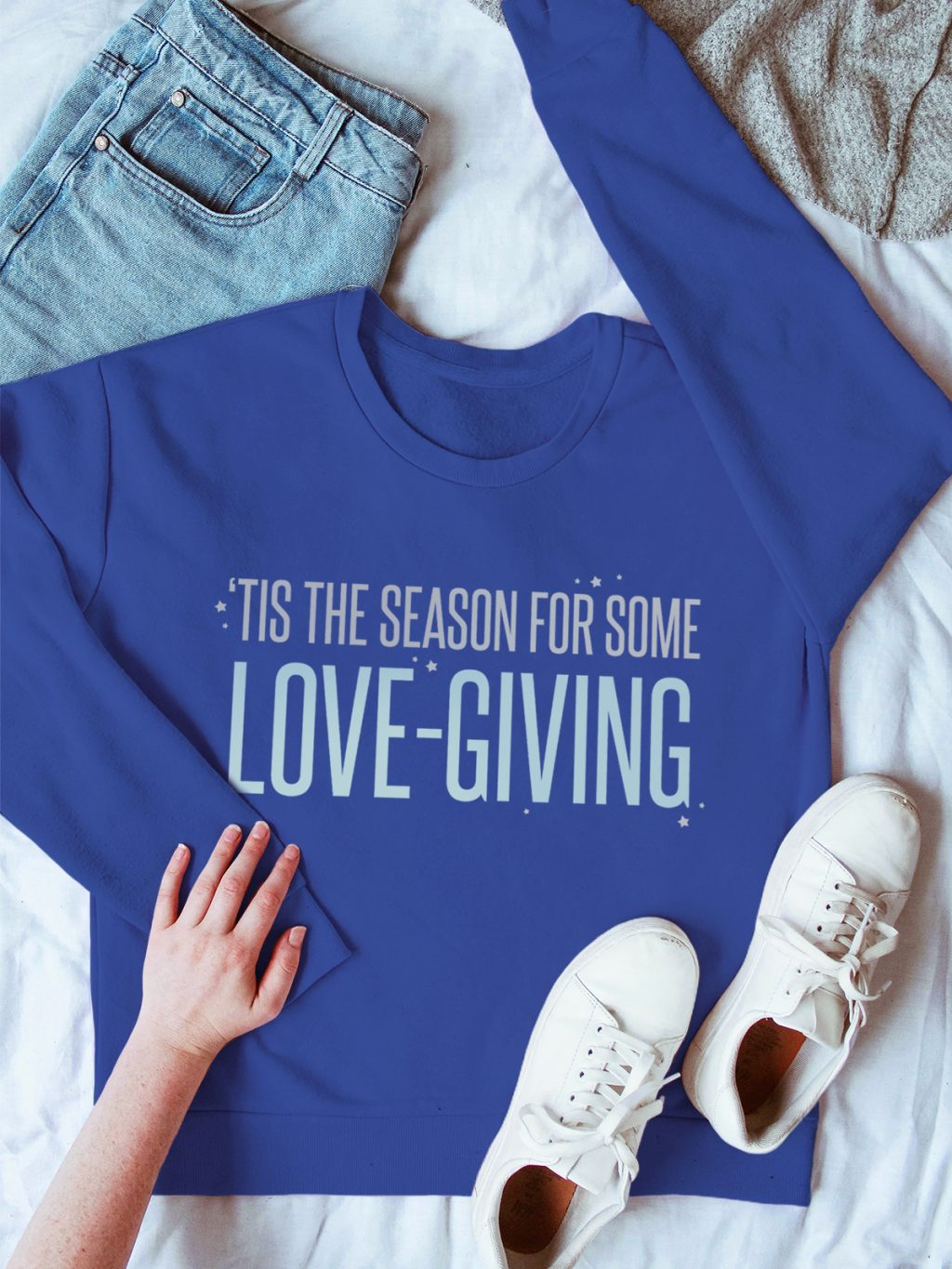 LyricMerch lets you wear your favorite lyrics on t-shirts, hoodies, crewnecks, long sleeve tees, and more - and does so legally by giving back a significant percentage of proceeds to your favorite songwriters and artists.