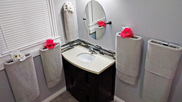 Tinker Towel Bar