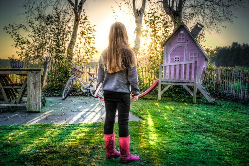 Backyard A Mess? 4 Ways To Organize Outdoor Toys