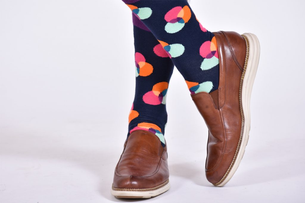 Sock subscription with attitude DELIVERED TO YOUR DOORSTEP FREE SHIPPING. CANCEL ANYTIME.