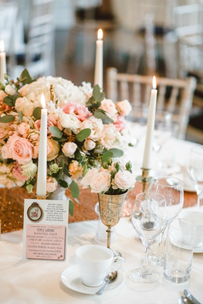 HOW TO THROW THE BRIDAL SHOWER OF HER DREAMS