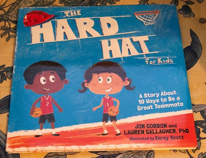 Inspire Your Children with Teamwork - Read The Hard Hat for Kids by Jon Gordon 1