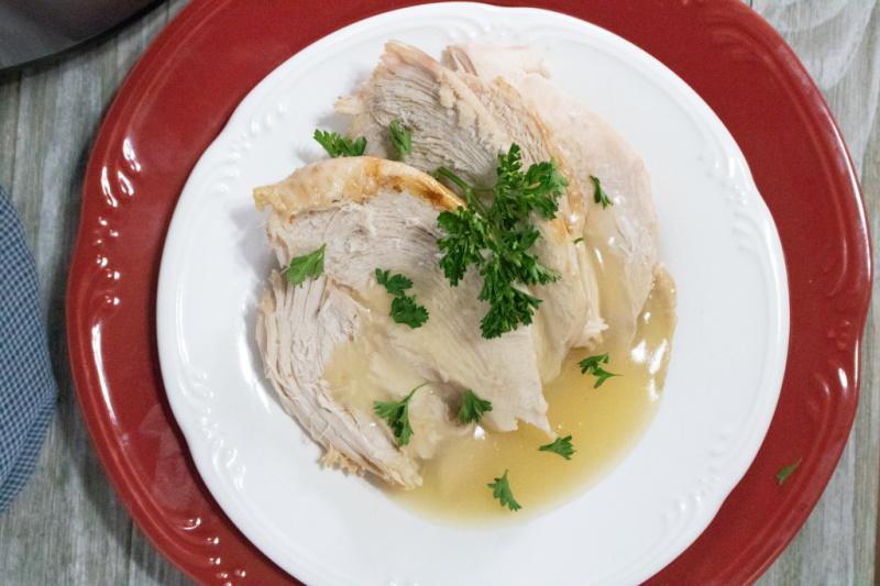 Instant Pot Turkey Recipe