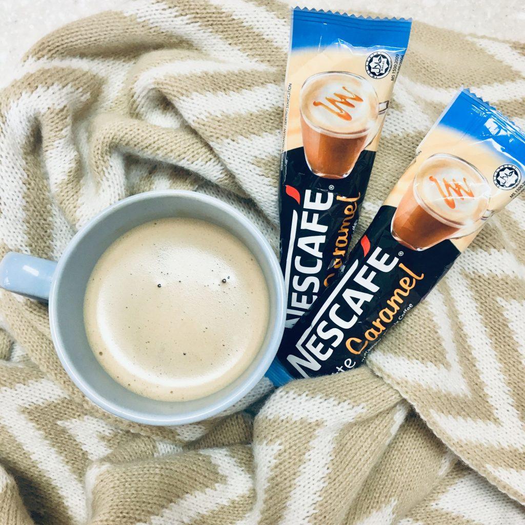 Nescafe Latte Carame