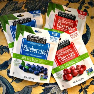 Reducing Sugar On-the-Go This Year and Beyond with Stoneridge Orchards Organic Dried Fruit