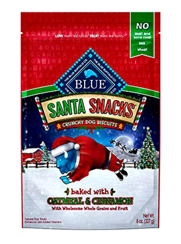 Santa Has The Perfect Dog Snack Fit For The Holidays