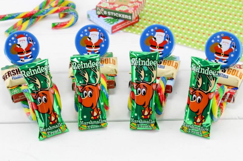 Santa's Sleigh Pencil Sharpener Gift