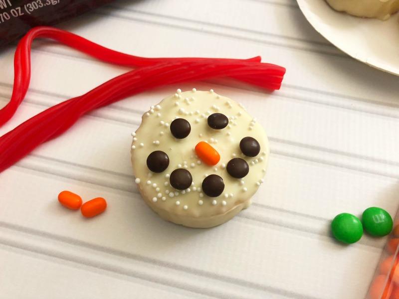 Snowman Ding Dongs Recipe