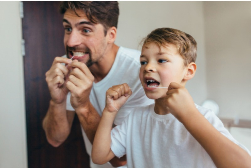 Something to Grin About - A Guide to Keeping Your Teeth Healthy
