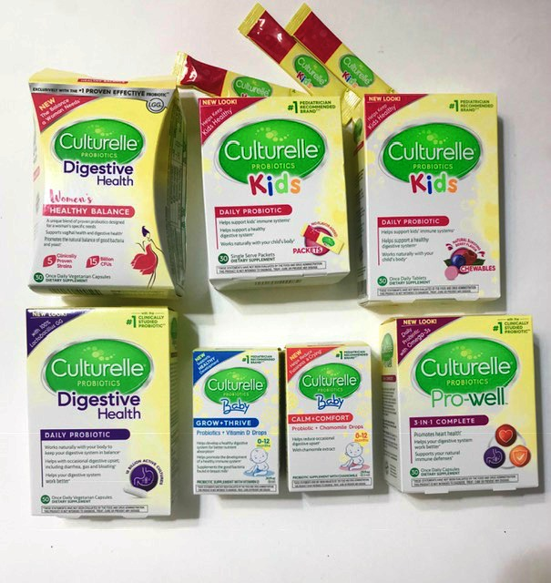 Stay Gut Healthy This Holiday Season With Culturelle Probiotics