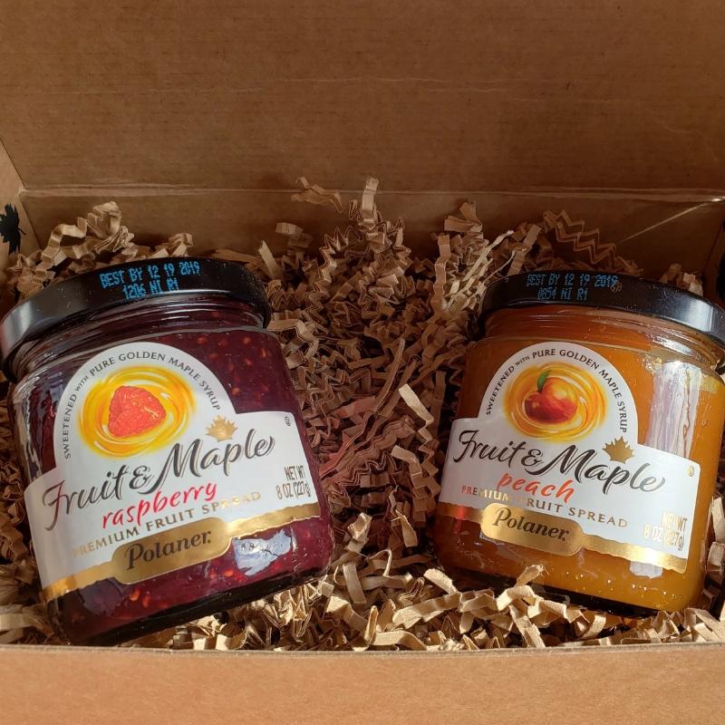 PolanerFruit & Maplepremium fruit spread