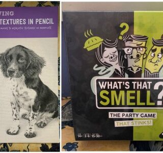 Walter Foster Publishing Art Books and What's That Smell Game – Holiday Activities for Everyone 3