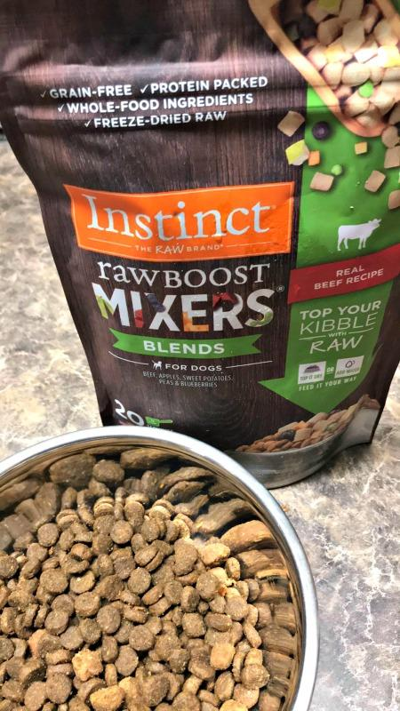 Where There's Change There's A New Look At Dog Food