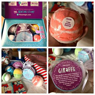 Give Your Kids Fizzy Magic Bath Bombs With A Surprise Inside