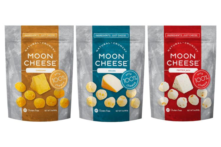 Moon Cheese is a delicious and healthy cheese snack