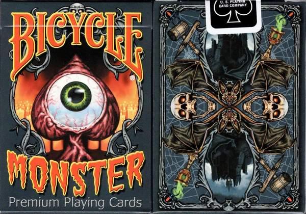 Monster Deck Cards