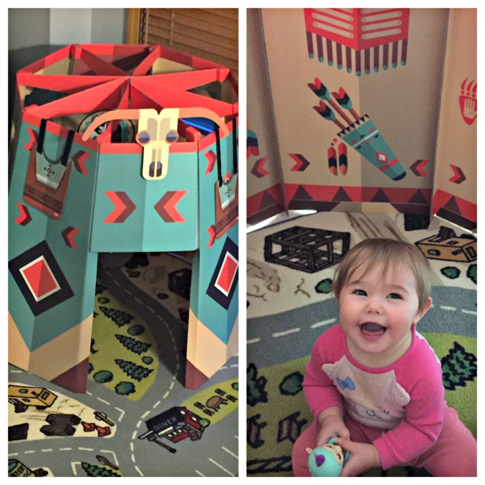 Give Your Kids A Wonderful Sharing Land Playhouse On Christmas Morning