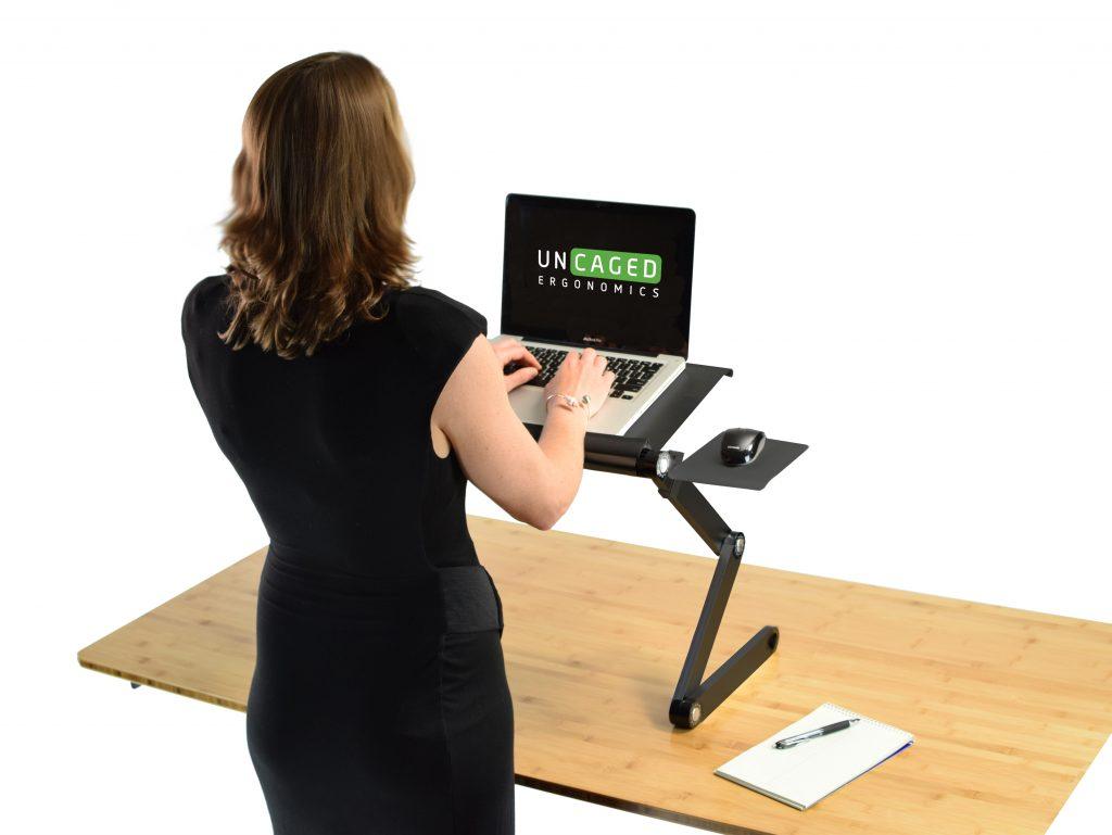 WorkEZ Best Laptop Stand & Lap Desk