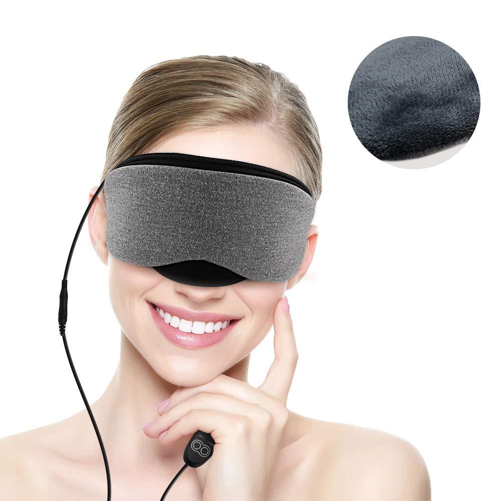 USB Heated Cotton Surface Eye Mask