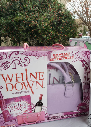 Wine Lover: Whine Down Time Book