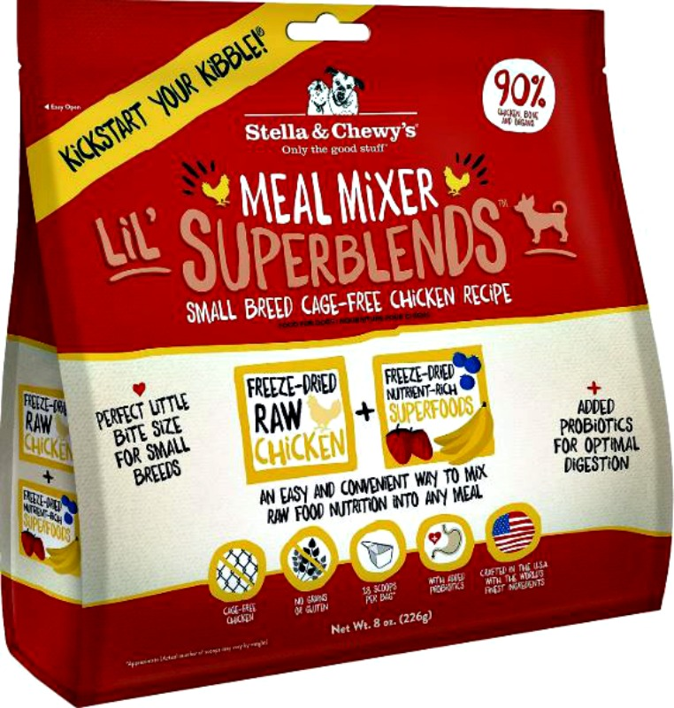 Boost Your Puppy's Diet With A Delicious Topper For Their Meals