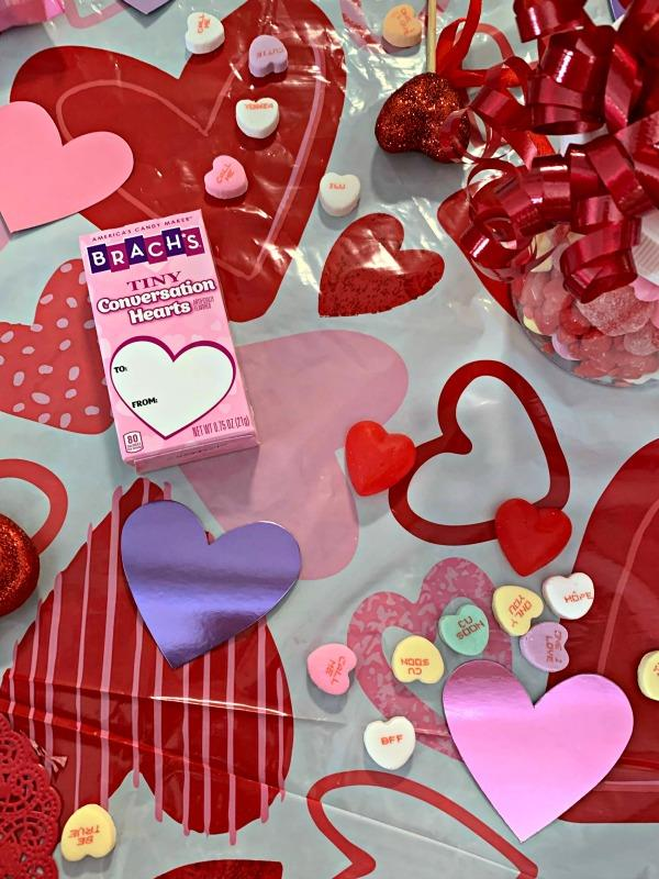 Create The Perfect Valentine's Setting With The Help Of Brach's Goodies