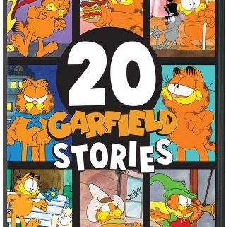 Enjoy Everyone's Favorite Cat in Garfield 20 STORIES