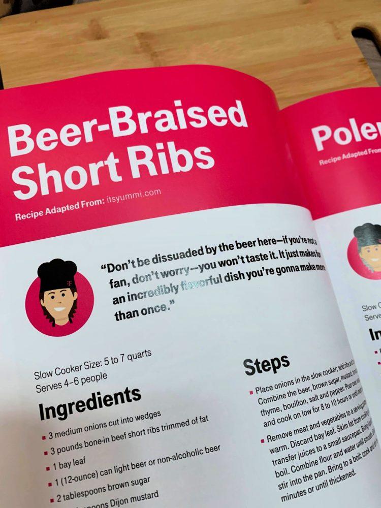 Beer-Braised Short Ribs recipe price