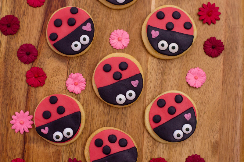 Lovebug Ladybug Cookies Final