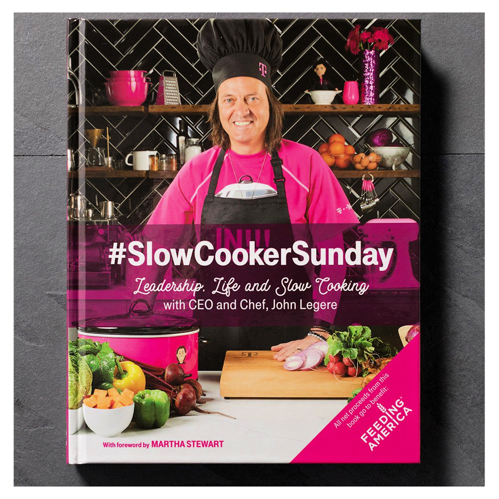 Cookbook cover for #SlowCookerSunday