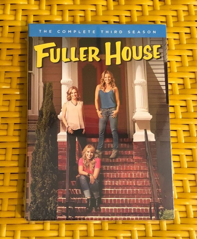 The Tanner Family Adventures Continue with Fuller House The Complete Third Season - Available January 22 1