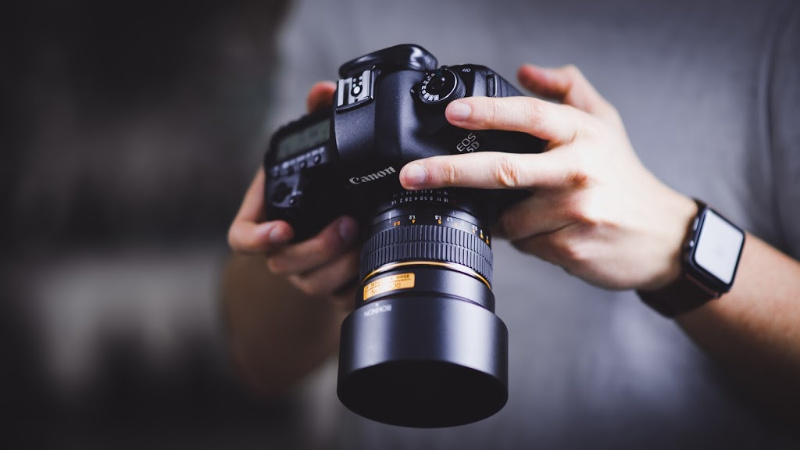 The Top 4 Reasons Why Photography is The Ideal Career Choice