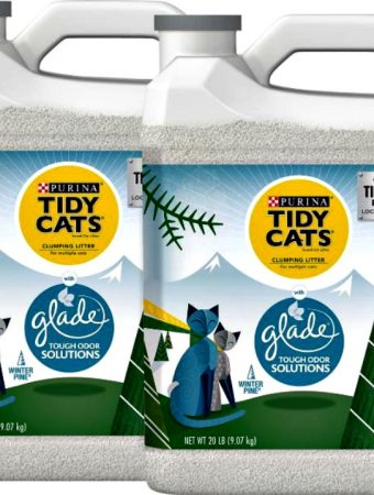 There's Always A Solution In The Cat Litter Department