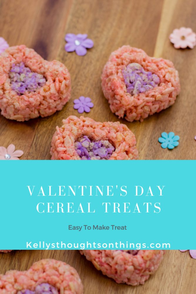 Valentine's Day Cereal Treats Recipe