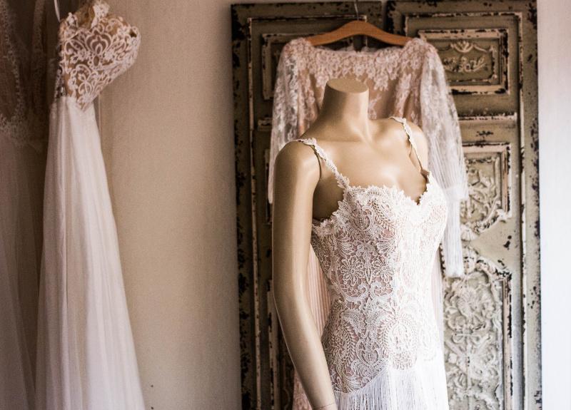 6 Steps to Stitching a Wedding Dress