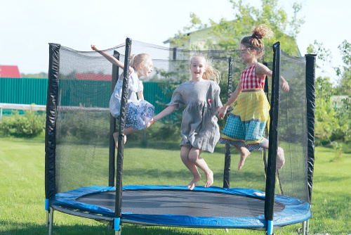 6 Things To Consider When Buying A Trampoline For Children