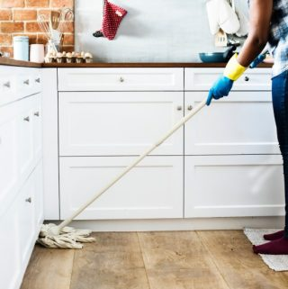 Four Ways to Simplify Cleaning Your Home